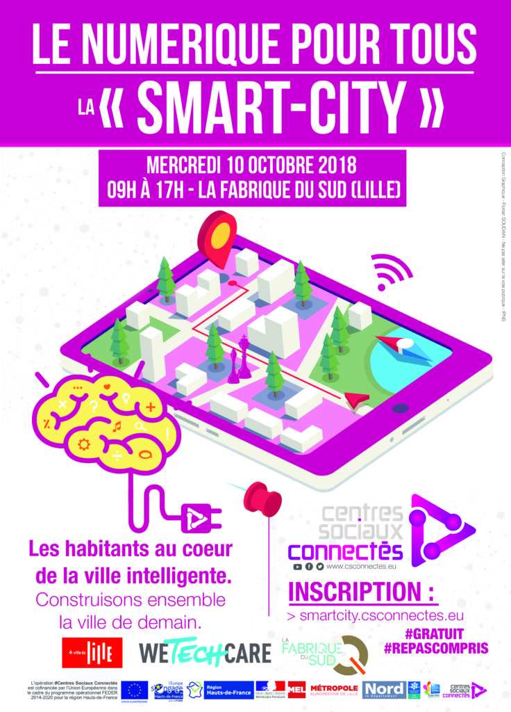 SEMINAIRE METROPOLITAIN SMART CITY