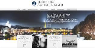 Territoires-Audacieux.fr, notre média dédié aux initiatives des ...